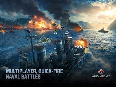 World of Warships Blitz: Gunship Action War Game 10