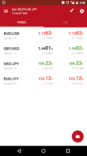 Binary Trader - náhled