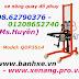 Xe nâng quay đổ phuy model QDP3514 giá siêu thấp LH 01208652740 - Huyền