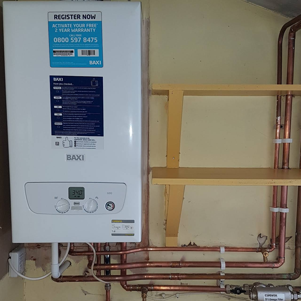 Nigel Gardner And Son Gas Services - Gas and Central Heating Services