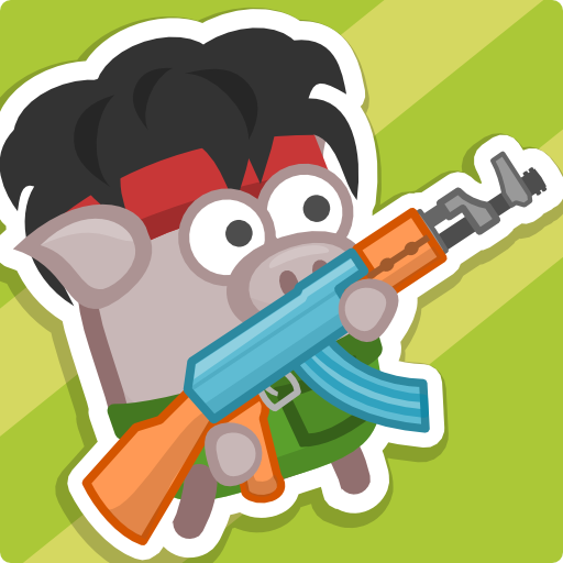 Bacon May Die - Fun Run & Gun Fighting Game file APK for Gaming PC/PS3/PS4 Smart TV