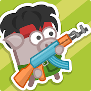 Bacon May Die - Fun Run & Gun Fighting Game APK