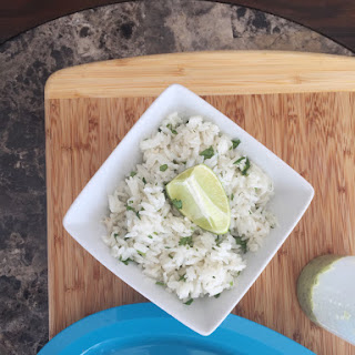 Cilantro-Lime Jasmine Rice Recipe