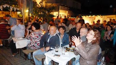 Photo: Den Zuhörern hat´s gefallen, einige kamen sogar extra früher aus dem Urlaub zurück!