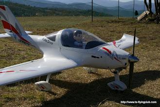 Photo: S崎さんのTL-2000 本日初飛行??