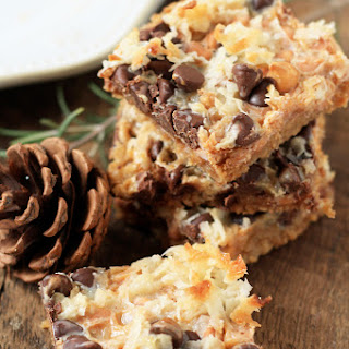 Seven Layer Bars.