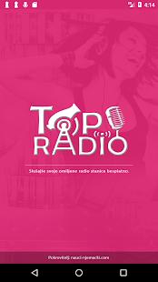 Top Radio - Balkan Radio EXYU - náhled