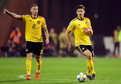 Les Belges en Premier League: le onze de rêve de Leander Dendoncker