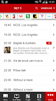 Screenshot of TVGids.nl