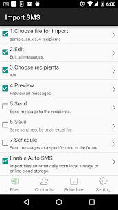 SA Group Text Lite 3.6.26 Mod Android Updated 1