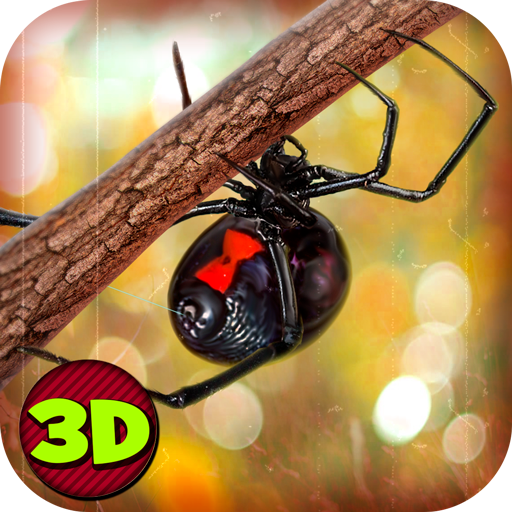 Black Widow Insect Spider Sim (game)