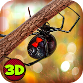 Black Widow Insect Spider Sim