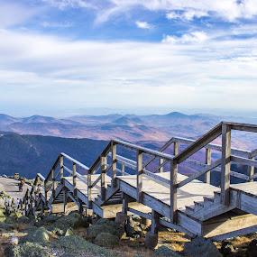 Mt. Washington, NH by Harish Kumar K - Landscapes Mountains & Hills ( washington, mountains, new hampshire )