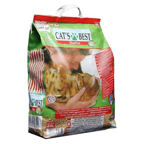 Cat's Best Okoplus Cat Litter Petworld Ireland.jpg