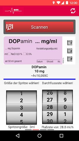 android DIVI App Screenshot 2