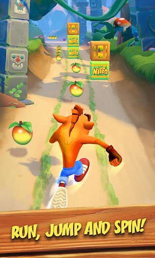 Crash Bandicoot Mobile captures d'écran apk mod pirater preuve 3