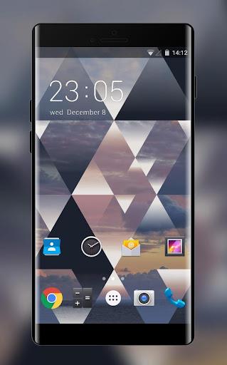 Theme for Panasonic P71 HD 2.0.50 screenshots 1