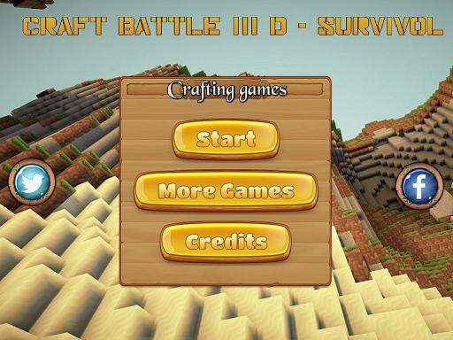 Craft Battle 3D - Survivol