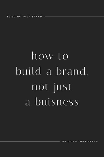Build a Brand - Pinterest Pin Template