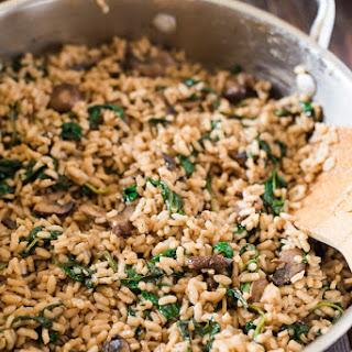 Main Dish Risotto Recipes