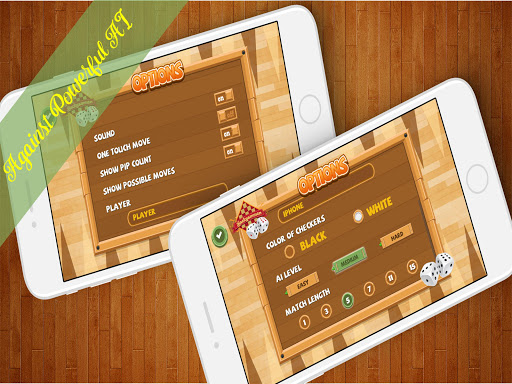 Backgammon Online 2.0 screenshots 7