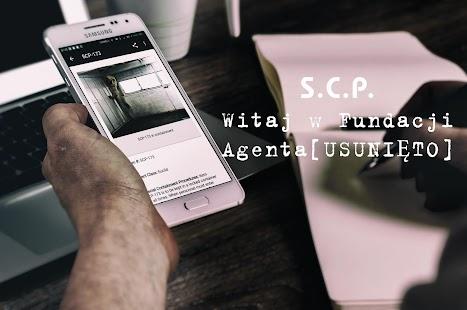 SCP Fundacji Polska Filia On/Offline - náhled