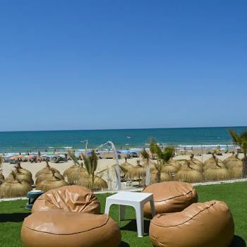 sièges de plage onhotel