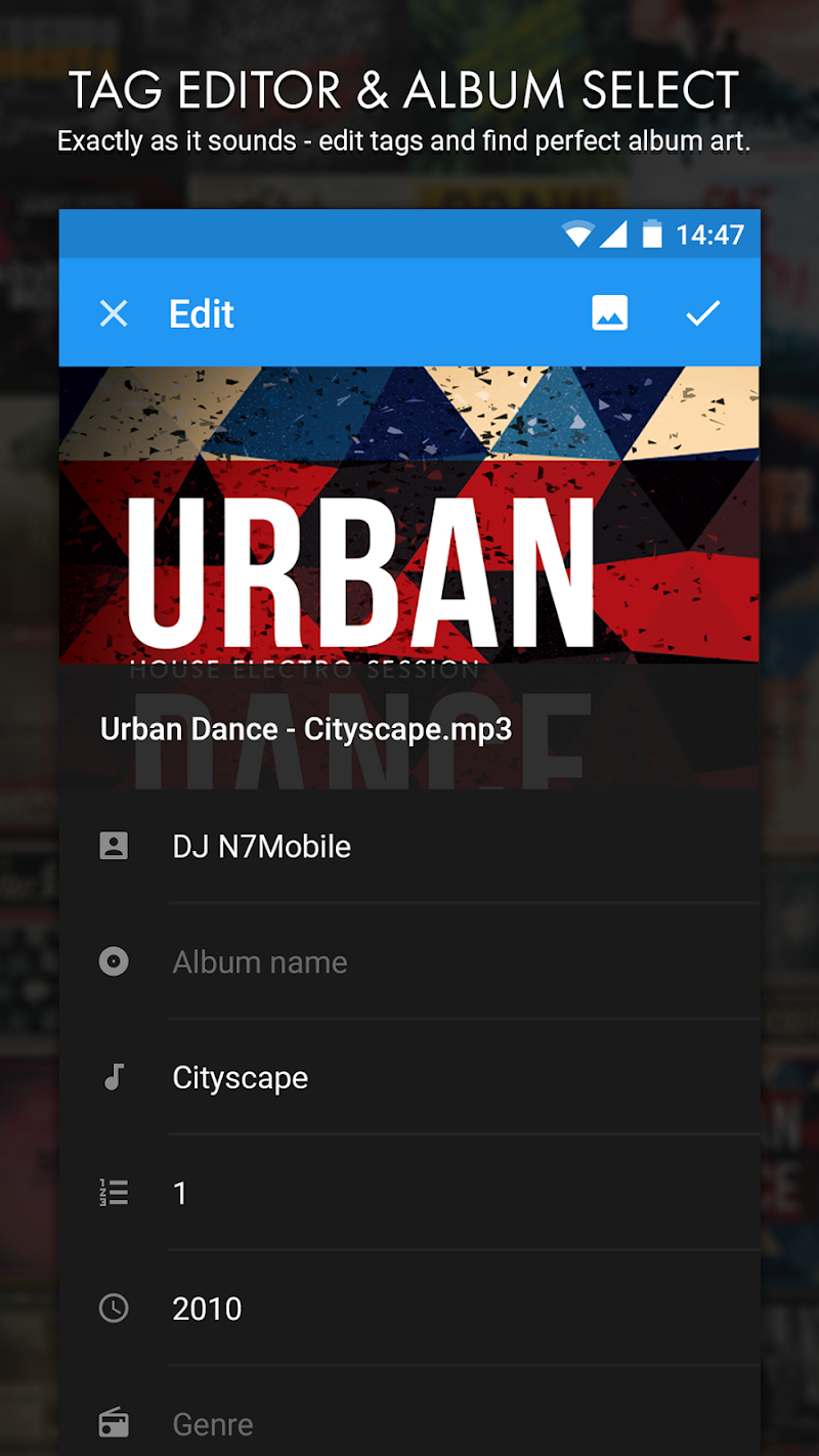 n7player Music Player Screenshot 5