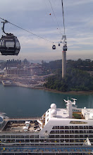 Photo: Sentosa Cablecar Singapore