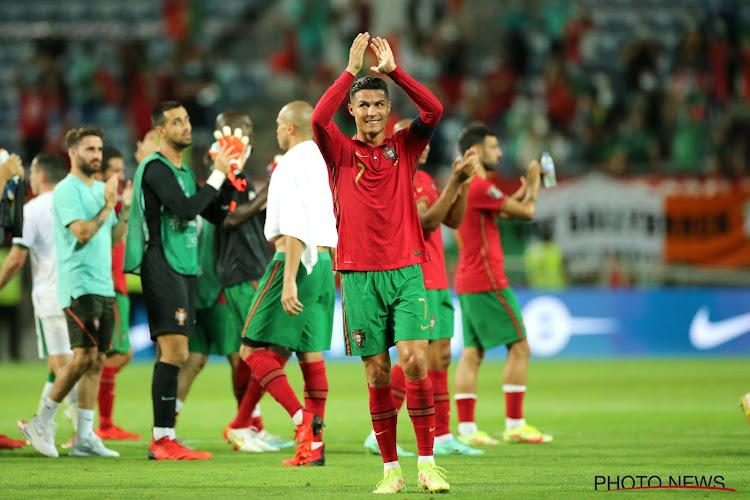 "Cristiano Ronaldo inarrêtable : ""C'est dans mon ADN"""