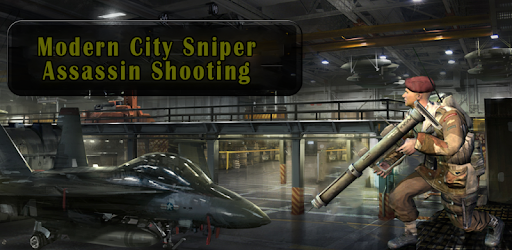 Modern City Sniper Assassin Shooting Game for PC