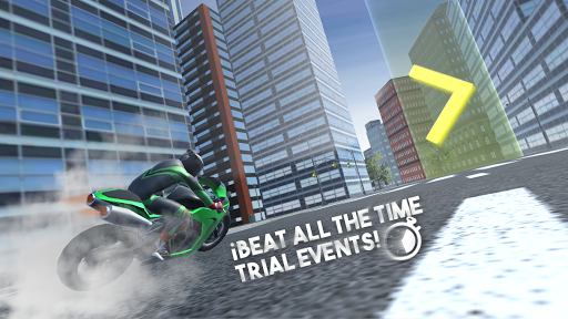 Moto Extreme Racing screenshot 8