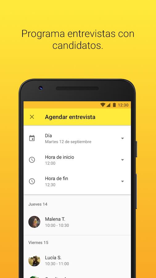 Worksí by InfoJobs - Trabajo- screenshot