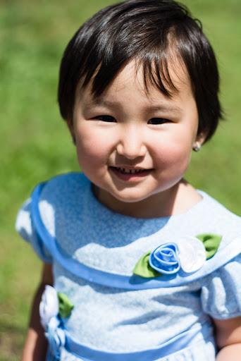 Portrait Asie Sourire Rencontre