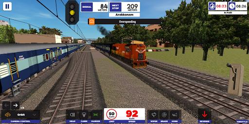 Télécharger Indian Train Simulator mod apk screenshots 3