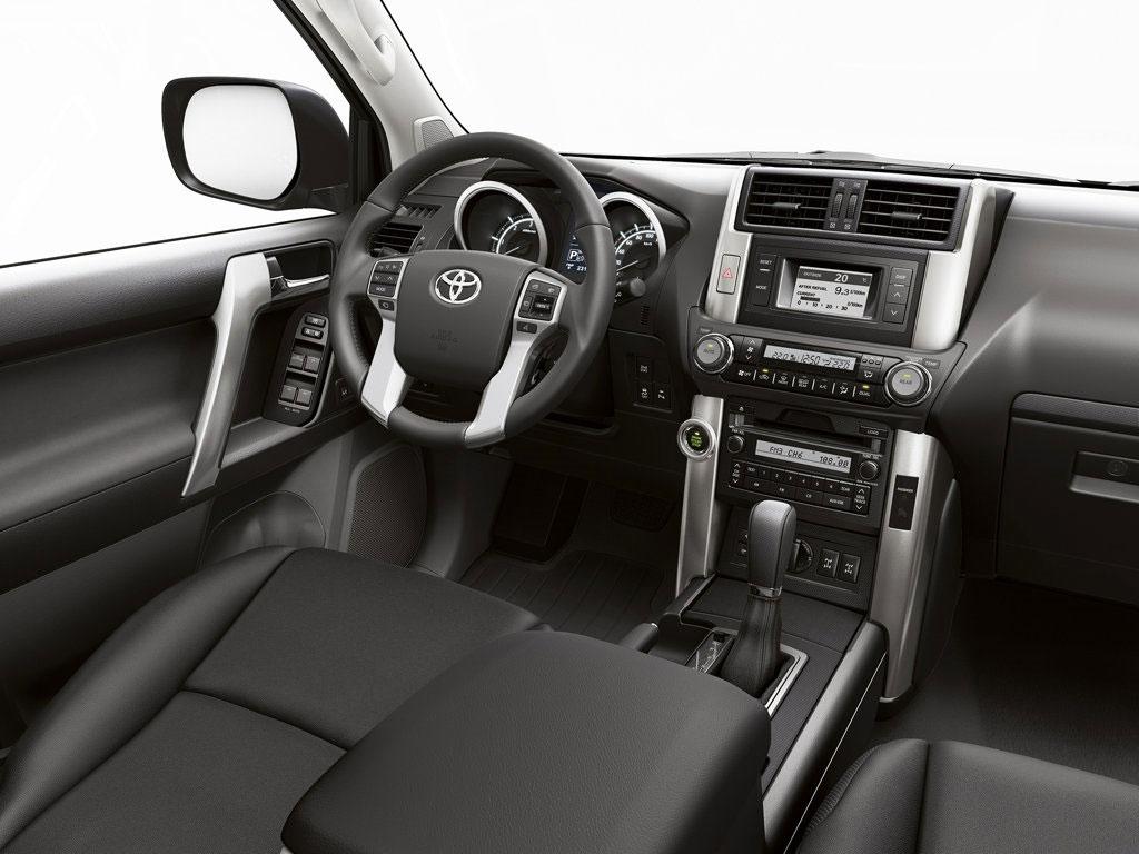 Toyota Prado в Казани