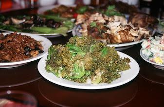 Photo: 03417 二連/市街/レストラン料理