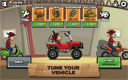 Hill Climb Racing 2 1.4.1 (Mod/No Root) Apk