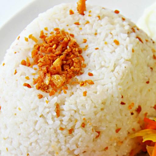 Fried Garlic White Rice