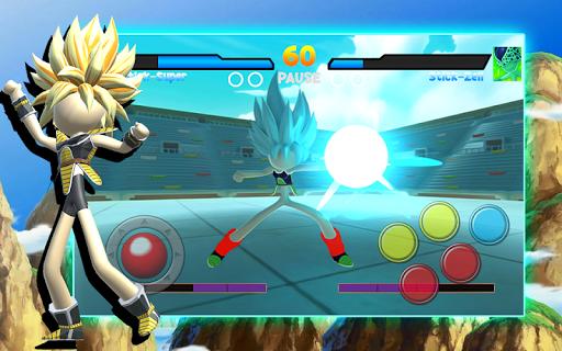 Capturas de pantalla de Stick Super Battle War Warrior Dragon Shadow Fight 5