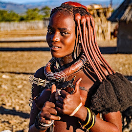 by Doug Hilson - People Portraits of Women