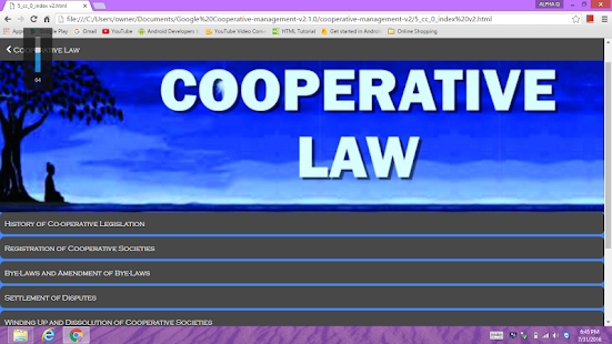 Cooperative Management- screenshot thumbnail
