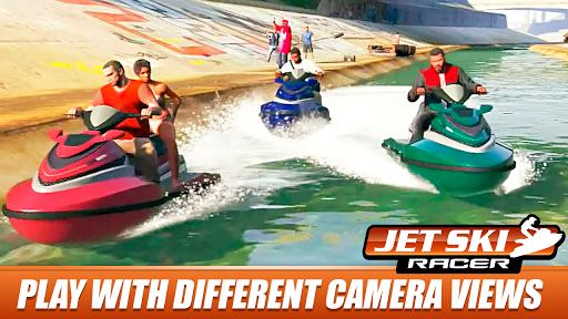 Speed Boat Jet Ski Racing 4.0 screenshots 4
