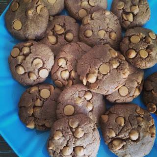 Gluten Free Vegan 'reeses' Peanut Butter Cookies
