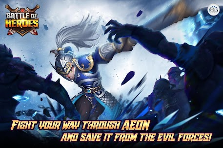 Battle of Heroes 10.61.38 MOD [x50 Attack/Health/Speed] Apk 5