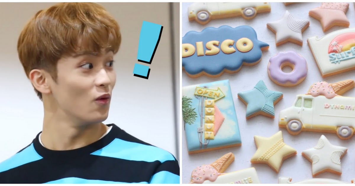 10+ K-Pop-Themed Cookies That Are Almost Too Cute To Eat