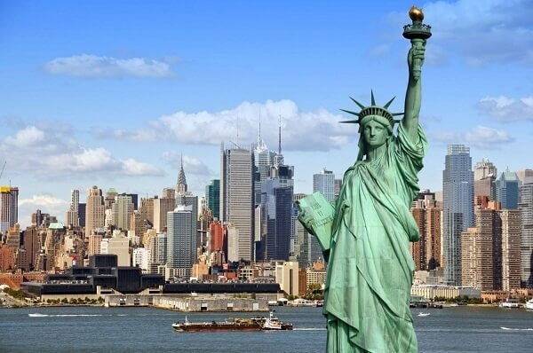 Mỹ là trong những quốc gia có nền kinh tế lớn nhất thế giới