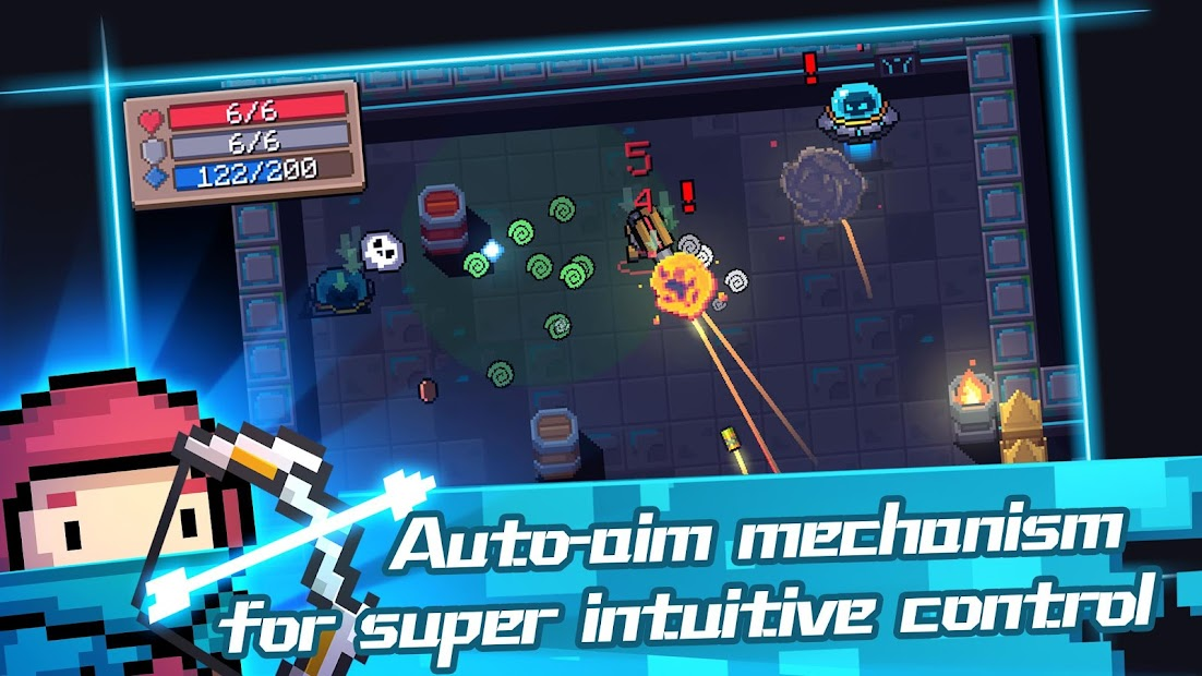 Soul Knight Android App Screenshot