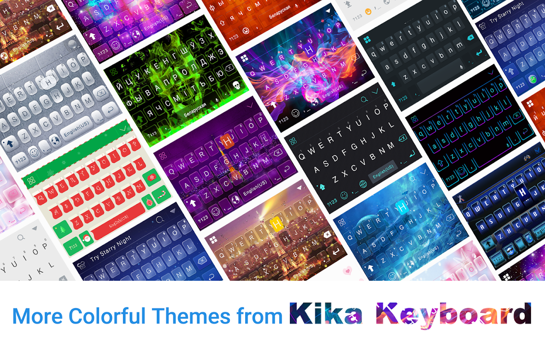 Glamor-Flowers-Keyboard-Theme 10