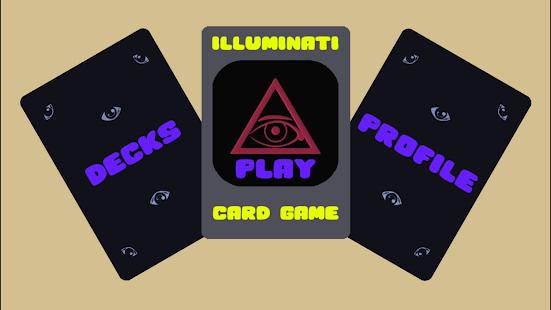 Illuminati Card Game - náhled